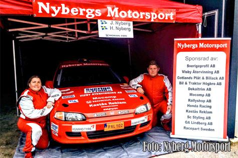 © Nyberg Motorsport.