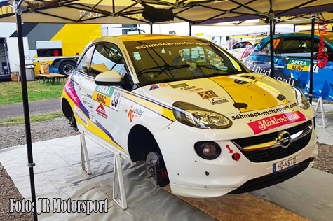 © JR Motorsport.