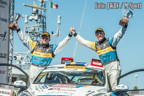 © JWRC / M-Sport.