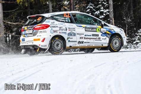 © M-Sport / JWRC