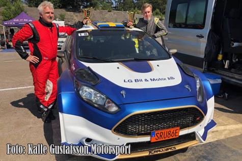 © Kalle Gustafsson Motorsport.