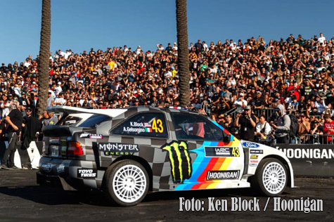 © Ken Block / Hoonigan.