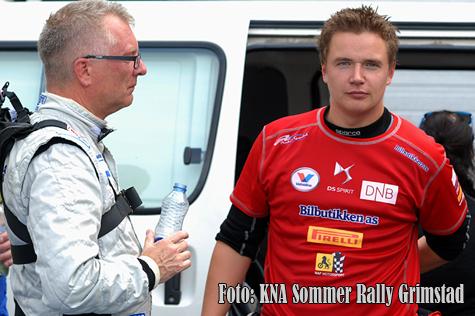 © KNA Sommer Rally Grimstad.
