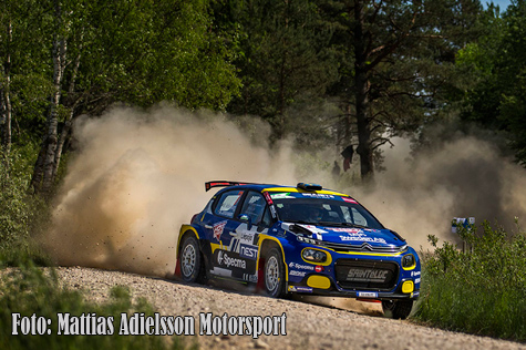 © Mattias Adielsson Motorsport.