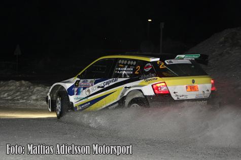 © Mattias Adielsson Motorsport.