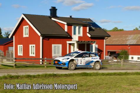 © Mattias Adielsson Motorsport