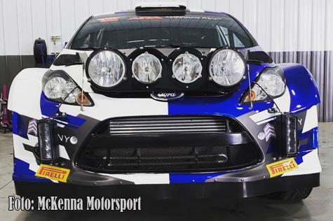 © McKenna Motorsport.