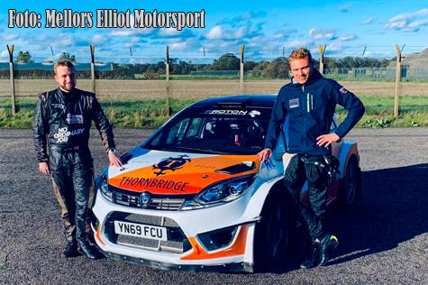 © Mellors Elliot Motorsport.