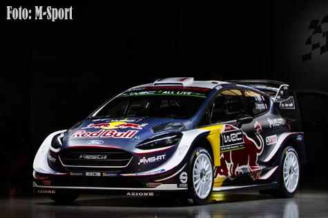© M-Sport.© Ericsson-Motorsport