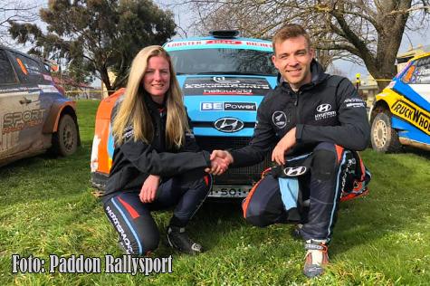 © Paddon Rallysport.
