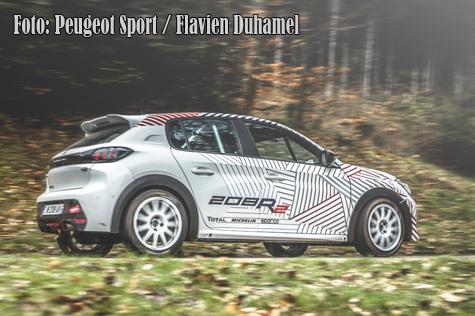 © Peugeot Sport / Flavien Duhamel.