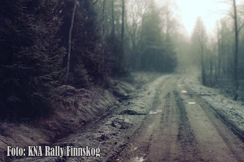 © KNA Rally Finnskog.