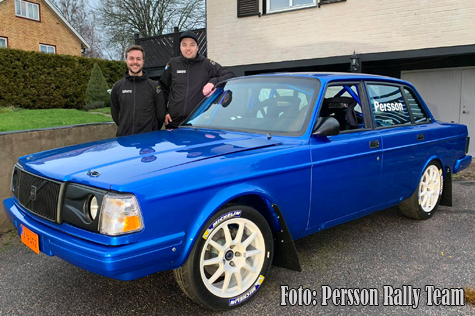 © Persson Rally Team.