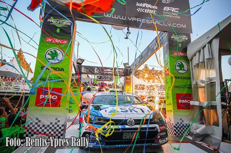 © Rentis Ypres Rally.