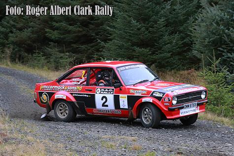 © Roger Albert Clark Rally.