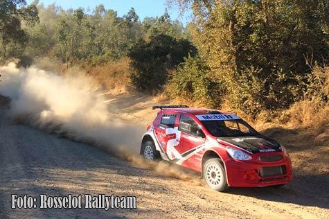 © Rosselot Rallyteam.