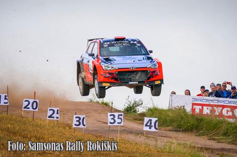 © Samsonas Rally Rokiskis.