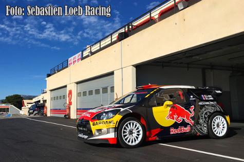 © Sebastien Loeb Racing.