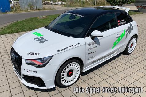 © Signed Streets Motorsport.