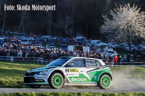 � Skoda Motorsport.