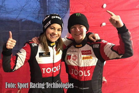 © Sport Racing Technologies.