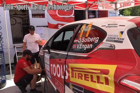© Sports Racing Technologies.