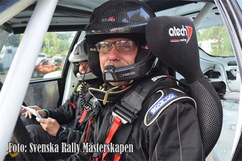 © Svenska Rally Mästerskapen