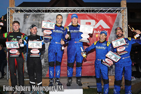 © Subaru Motorsport USA.