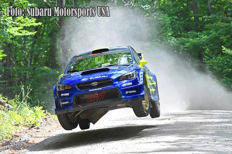 © Subaru Motorsports USA.