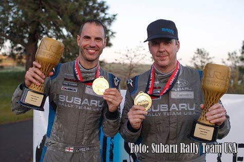 © Subaru Rally Team USA.