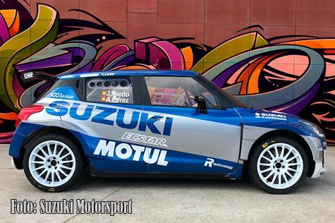 © Suzuki Motorsport.