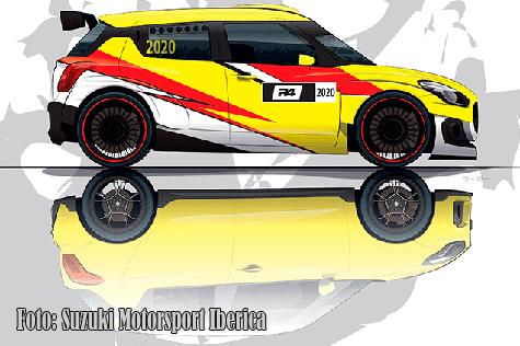 © Suzuki Motorsport Iberica.