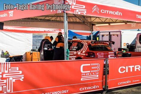 © Tagai Racing Technology.
