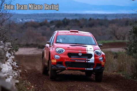 © Team Milano Racing.