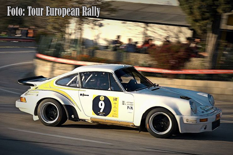 © Tour European Rally.
