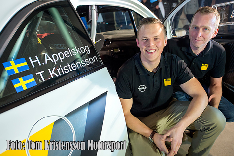 © Tom Kristensson Motorsport.