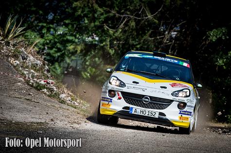 © Opel Motorsport.