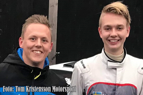 © Tom Kristensson Motorsport.