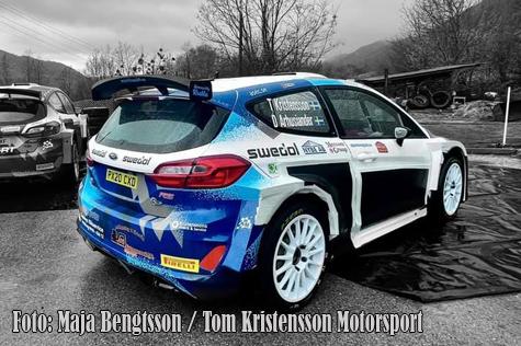 © Maja Bengtsson / Tom Kristensson Motorsport.