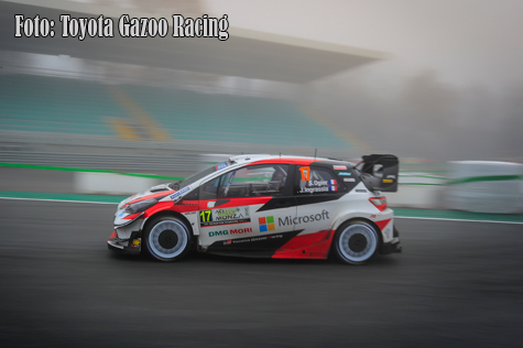 © Toyota Gazoo Racing.