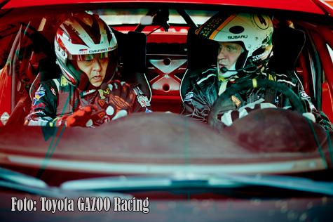 � Toyota GAZOO Racing.