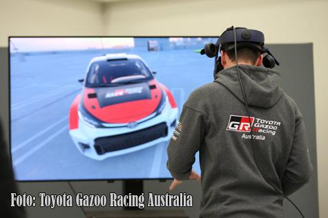 © Toyota Gazoo Racing Australia.