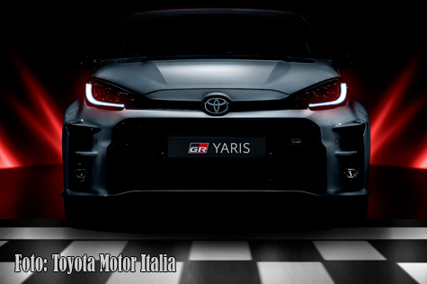 © Toyota Motor Italia.
