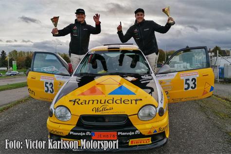 © Victor Karlsson Motorsport.