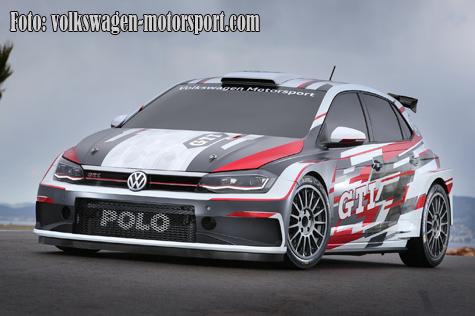 © Volkswagen Motorsport.