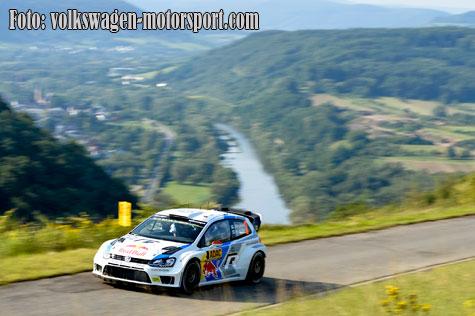 � Volkswagen Motorsport.