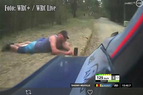 © WRC+ / WRC Live.