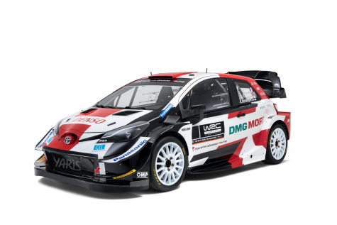© Toyota Gazoo Racing.© Ericsson-Motorsport
